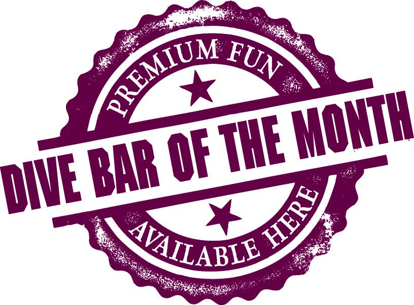 Dive Bar of the Month